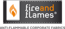 Fire and flames Logo